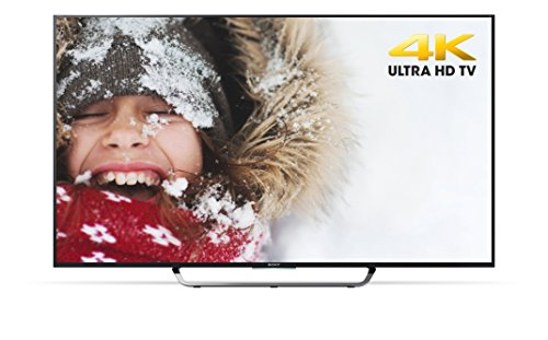Sony XBR55X850C 55-Inch 4K Ultra HD 3D Smart LED TV (2015 Model)