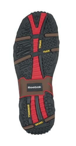 Reebok Women's Tiahawk Waterproof Sport Hiking Boot Composite Toe Brown 8.5 EE US by Reebok (Image #1)