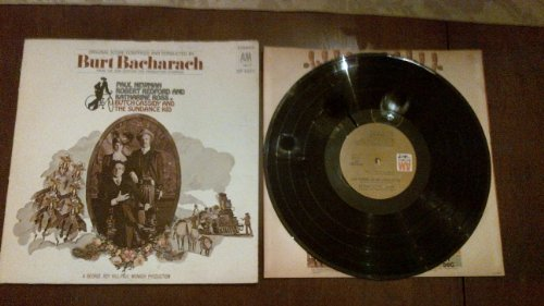 butch-cassidy-and-the-sundance-kid-vinyl-w-sleeveoriginal-score20th-century-fox-productionburt-bacha