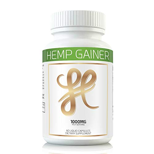 Hemp Weight Gaining Pills and Appetite Booster Will Help You GAIN Weight While You Sleep. Gain Weight Pills Help Appetite Increase Using The Weight GAIN Power of Hemp Oil. Weight ()
