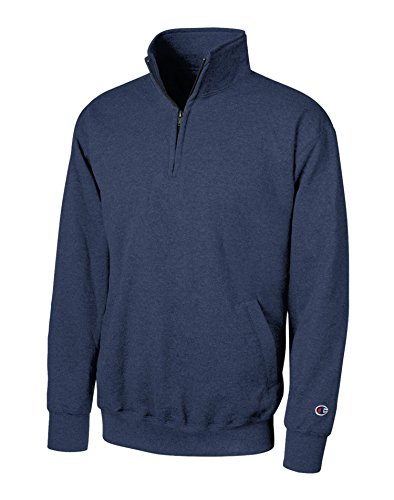 1/4 Zip Womens Sweatshirt - 4