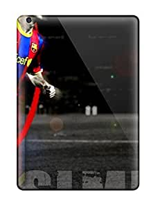 lintao diy Durable Case For The Ipad Air- Eco-friendly Retail Packaging(lionel Andres Messi )