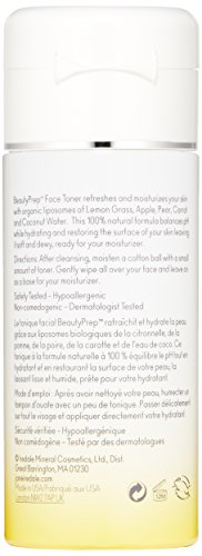 jane iredale BeautyPrep Face Toner, 3.0 fl. oz.