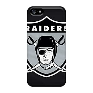 Hot EBtwi4137PpnIq Oakland Raiders Tpu Case Cover Compatible With Iphone 5/5s
