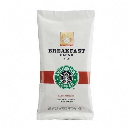 Starbucks Coffee Breakfast Blend 18bags/Box