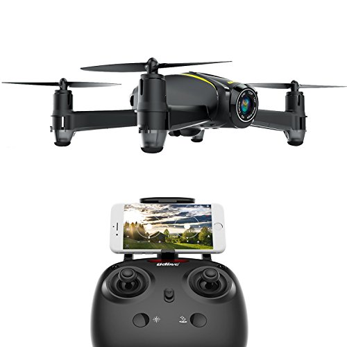 DROCON-U31W-Navigator-Kids-Drone-with-HD-Camera-1280-x-720P-WIFI-FPV-Quadcopter-with-Altitude-Hold-Headless-Mode-for-Beginner-TF-Card-4GB-Included