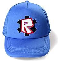 VedesKids Unisex Roblox keps för pojkar Roblox mössa för flickor Roblox hatt Roblox basebollkeps barn justerbara kepsar