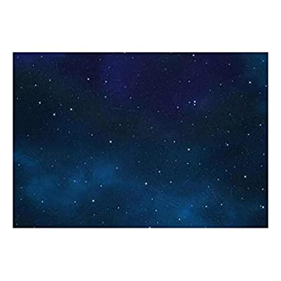 Large Wall Mural Beautiful Scenery of The Starry...