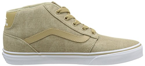 free shipping fashion Style Vans Men's Mn Chapman Mid Hi-Top Sneakers Beige (Washed Cornstalk/White) nicekicks online outlet sale online discount reliable 4r0lBXb