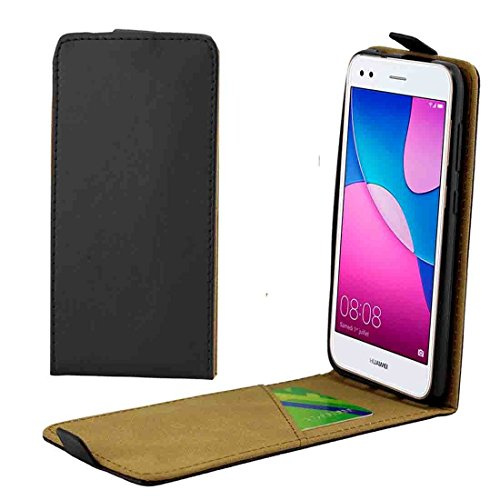 ZITEZHAI-Fashion case for Huawei P9 Fashion Lite Mini Vertical Flip Leather Protective Back Cover Case with Card Slot]()