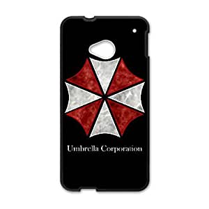 Personalized Durable Cases HTC One M7 Cell Phone Case Black Resident Evil Pwuvh Protection Cover