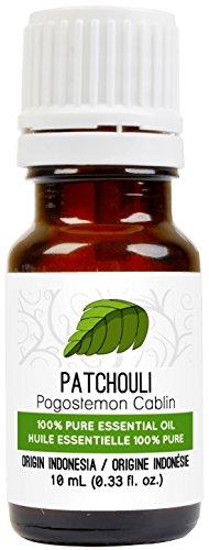 Patchouli Essential Oil 0 33 fl