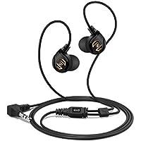 Sennheiser IE 60 West Noise-Isolating In-Ear Headphones (Black)