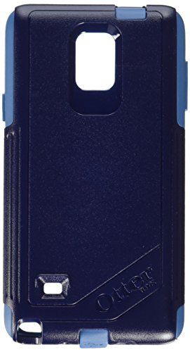 Price comparison product image OtterBox Commuter Series Case for Samsung Galaxy Note 4 - Retail Packaging  - Ink Blue (Admiral Blue/ Deep Water)