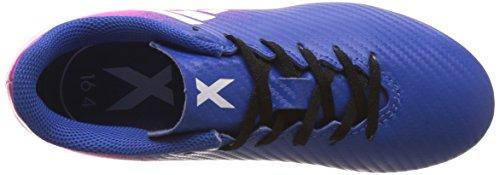adidas Unisex-Kinder X 16.4 FxG J für Fußballtrainingsschuhe, Blau (Azul/Ftwbla/Rosimp), 38 EU
