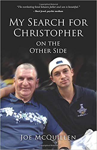 b8b43b5e0b031 My Search For Christopher On The Other Side  Joe McQuillen  9781945962424   Amazon.com  Books