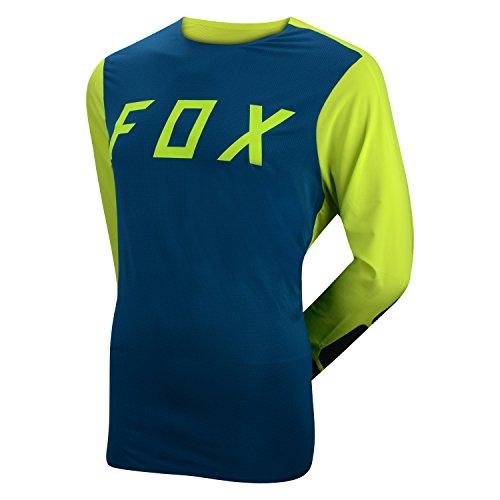 Fox Racing Attack Pro Jersey - Men's Teal, L ()
