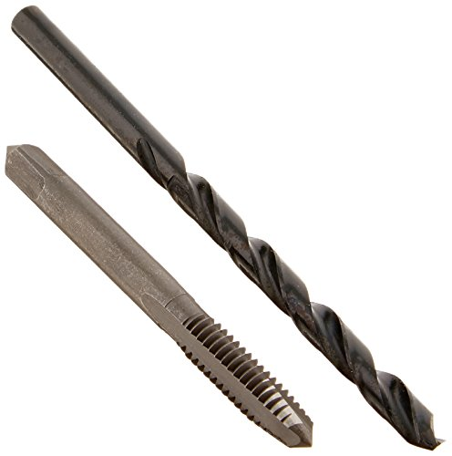 - Vermont American 21666 Size 1/4 x 20 NC Tap No 7 Drill Bit Combo