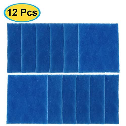 YEECHUN Replacement Filters For Bettervent Indoor Dryer Vent -PACK OF 12 - Indoor Replacement
