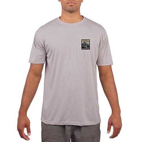 Amazon.com: Yosemite National Park Mens UPF 50+ Short Sleeve T-shirt: Clothing