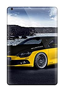 Anti-scratch And Shatterproof Volkswagen Scirocco Phone Case For Ipad Mini/mini 2/ High Quality Tpu Case