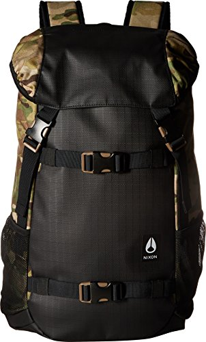 Nixon Unisex Landlock III Backpack Multicam One (Nixon Mesh Backpack)