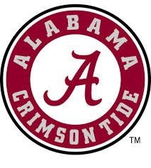 University of Alabama Dog Bandana (LARGE fits neck 14-20'')