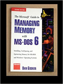 `DOCX` The Microsoft Guide To Managing Memory With MS-DOS 6: Installing, Configuring, And Optimizing Memory For MS-DOS And Windows Operating Systems. Includes Reverso albums NASCAR costs Facebook small