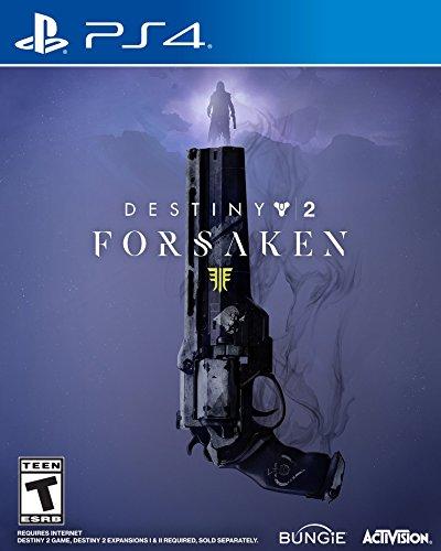 Destiny 2: Forsaken – PS4 [Digital Code]