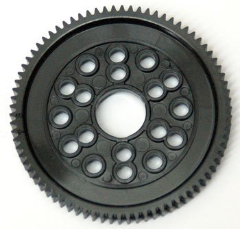 Kimbrough 163 76 Tooth Spur Gear 48 Pitch