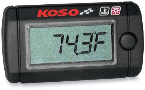 Koso BA003035 Mini LCD Thermometer