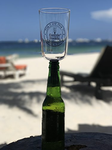 Guzzle Buddy Beer Bottle Glass, It Turns Your Bottle Into Your Glass, As seen on Shark Tank by Guzzle Buddy (Image #5)
