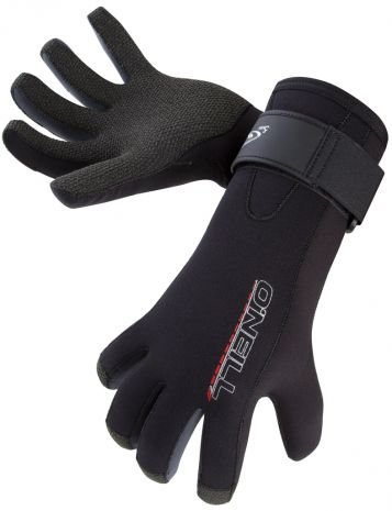 5mm O'Neill Sector Scuba Gloves - Size Small (S)