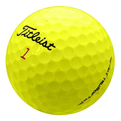 Titleist DT TruSoft Yellow - Premium Mint Quality - 48 Golf Balls