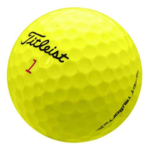 Yellow - Premium Mint Quality - 48 Golf Balls (Tone Golf Ball)