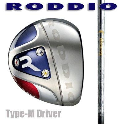RODDIO ドライバー Type-M 鎬 Athlete アスリート T-60 S 9°/ブルー B01BLXYHH6