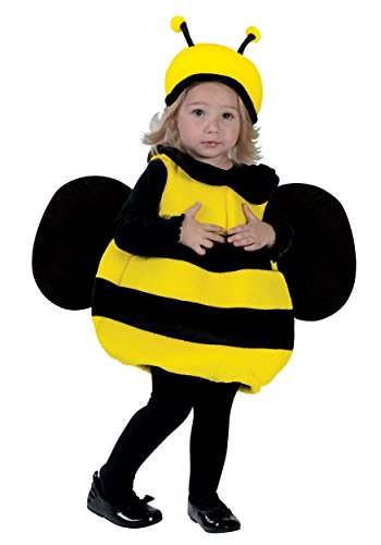 Halloween Bumble Bee Toddler Costume (Baby Bumble Bee Costume - 12-24)