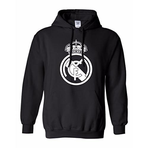 online retailer 21cf6 56201 Tcamp Real Madrid Shirt Luka Modric #19 Jersey Men's Hooded ...