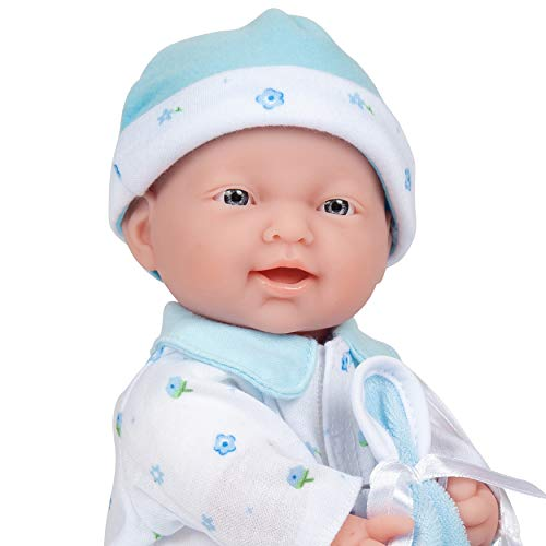 41podD3vg9L - JC Toys, La Baby 11-inch Washable Soft Body Boy Play Doll for Children 12 Months and Older, Designed by Berenguer