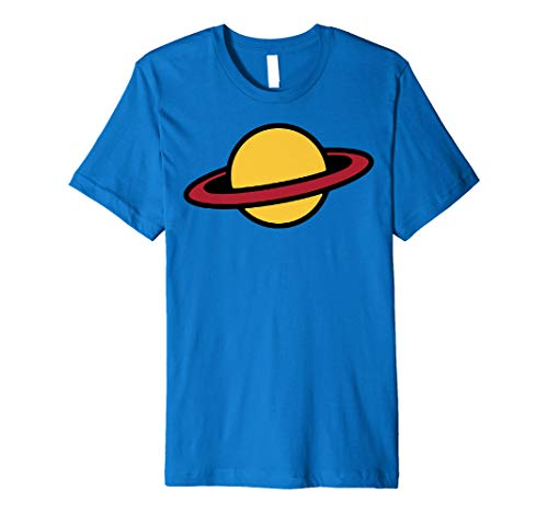RugRats Chuckie Saturn Shirt Costume Premium T-Shirt]()