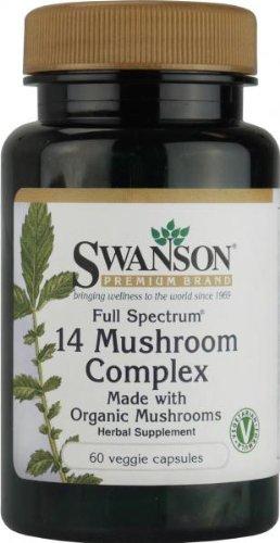 Full Spectrum Mushroom Complex Caps