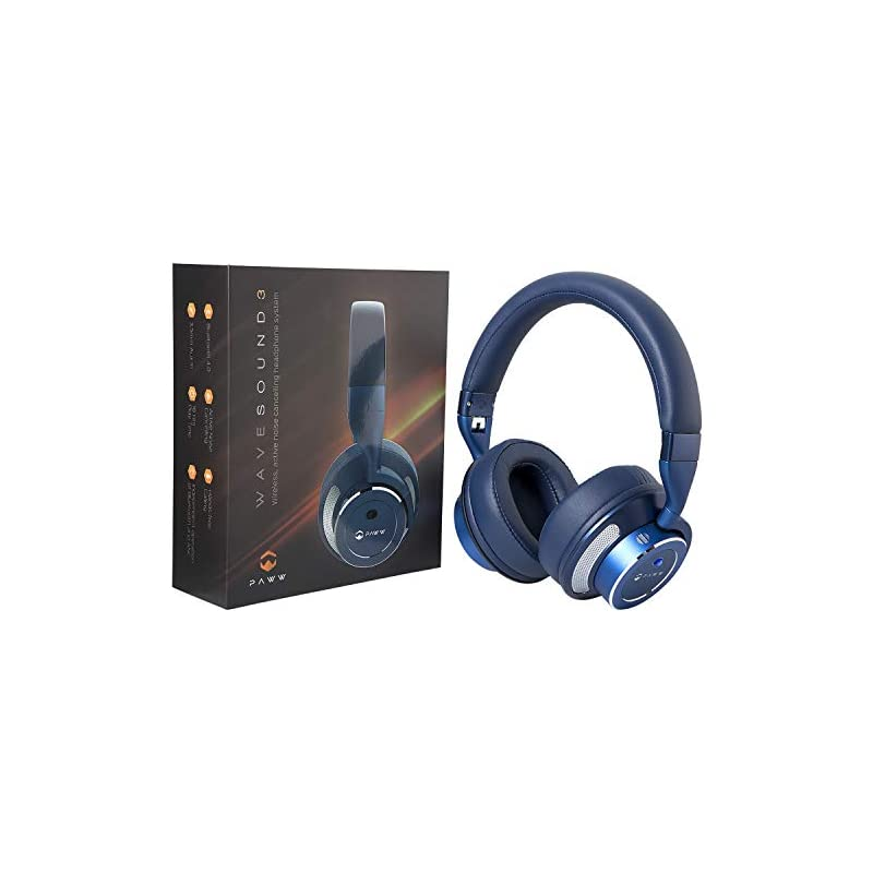 Paww WaveSound 3 Bluetooth Headphones –