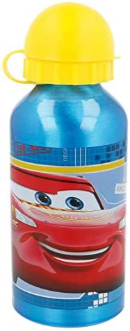 Stor Botella Aluminio 400 ML | Cars Race Ready