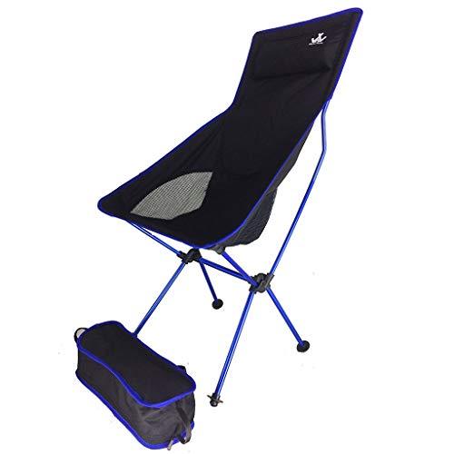 Camping Stuhl Outdoor Ultraleicht Aluminium Klappstuhl Tragbare Raum Stuhl Rückenlehne Angeln Skizze Freizeit atmungsaktive Stuhl