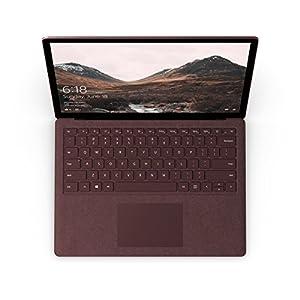 Microsoft Surface Laptop (Intel Core i5, 8GB RAM, 256GB) - Burgundy
