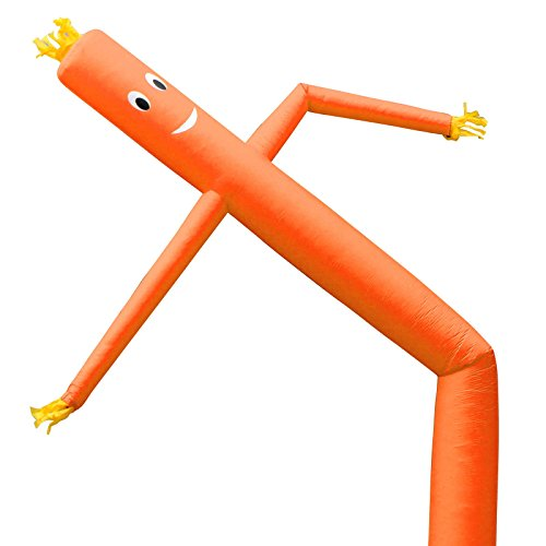 Inflatable HQ 20 ft. Tall Air Inflatable Dancer Tube Puppet - Orange (Blower Not Included) Photo #2