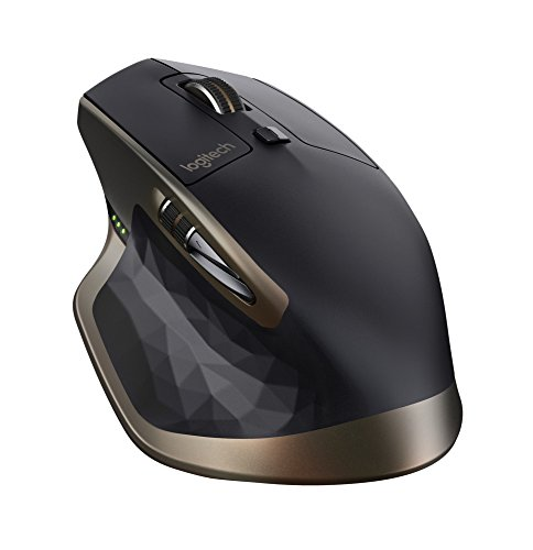 Logitech 910-005313 MX Master AMZ Wireless Bluetooth Mouse for Windows and...