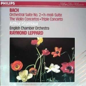 Bach: Orchestral Suite No. 2 / h-moll-Suite / The Violin Concertos / Triple Concerto