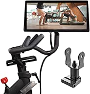 Slivek 360 Degree Rotate Screen Monitor Adjuster for Peloton Bike with Mounting Accessories (Not Compatible wi