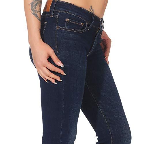 17778 Femmes Skinny LEVISJean Bleu 0186H17 wUqa1E